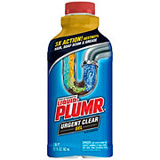 Liquid-Plumr Pro-Strength Urgent Clear Gel
