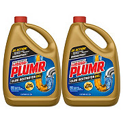 Liquid-Plumr Professional Strength Full Clog Destroyer Value Pack