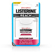 Listerine Gentle Gum Care Mint Floss with Cinnamon