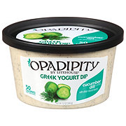 Litehouse Opadipity Cucumber Dill Greek Yogurt Dip