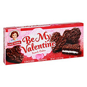 Little Debbie Be My Valentine Chocolate Cakes