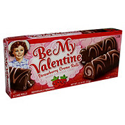 Little Debbie Be My Valentine Strawberry Cream Rolls