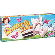Little Debbie Butterfly Creme Filled Cakes