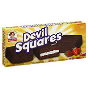 Little Debbie Devil Squares Cakes