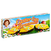 Little Debbie Easter Egg Brownies