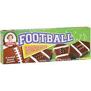 Little Debbie Football Brownies