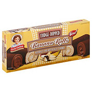 Little Debbie Fudge Dipped Banana Rolls