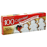 Little Debbie Gingerbread Cookies