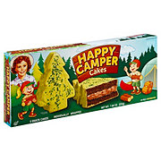 Little Debbie Happy Camper Cakes Chocolate