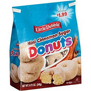 Little Debbie Mini Cinnamon Sugar Donuts