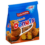 Little Debbie Mini Crunch  Donuts