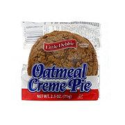 Little Debbie Oatmeal Creme Pie Snack