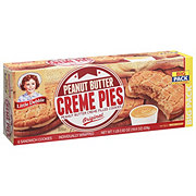 Little Debbie Peanut Butter Creme Pie Big Pack