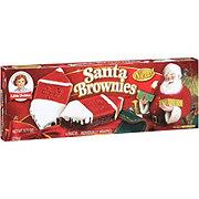 Little Debbie Santa Brownies
