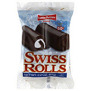 Little Debbie Swiss Rolls Snack Cake