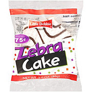 Little Debbie Zebra Cake