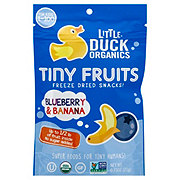 Little Duck Organics Blueberry & Banana Freeze Dried Snacks