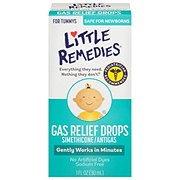 Little Remedies Gas Relief Drops Berry