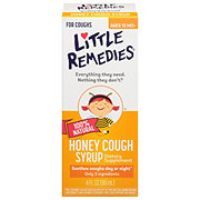 Little Remedies Honey Cough Syrup