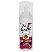 Little Remedies Sterile Saline Mist