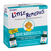 Little Remedies Two To Go Gripe Water