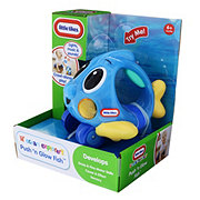 Little Tikes Lil' Ocean Explorers Push 'N Glow Fish Assortment