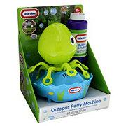 Little Tikes Octopus Bubble Maker Party Machine