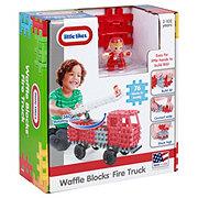 Little Tikes Waffle Blocks Fire Truck