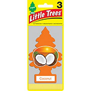 LITTLE TREES Automotive Air Fresheners Coconut