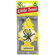 LITTLE TREES Automotive Air Fresheners Vanillaroma