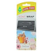 LITTLE TREES Vent Wrap  Cherry Blossom Honey