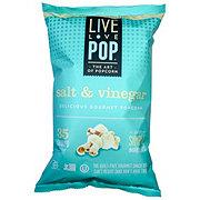 Live Love Pop Salt & Vinegar Popcorn