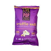 Live Love Pop Truffle Salt Popcorn