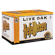 Live Oak Hefeweizen  Beer 12 oz  Cans