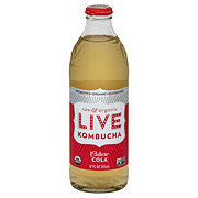 Live Soda Kombucha Culture Cola Soda