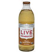 Live Soda Kombucha Revive Rootbeer Soda