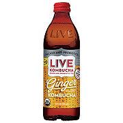 Live Soda Kombucha Soda Sparkling Ginger