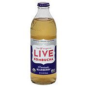 Live Soda Pomtastic Blueberry Kombucha Soda