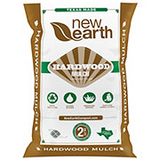 Living Earth Fine Shredded Hardwood Bark Mulch
