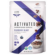 Living Intentions Acai Blueberry Superfood Cereal