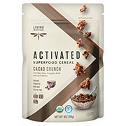 Living Intentions Cacao Crunch Superfood Cereal