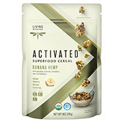 Living Intentions Hemp And Grains Superfood Cereal