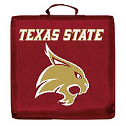 Logo Chair Texas State Bobcats Stadium Cushion