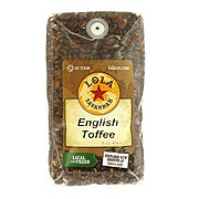 Lola Savannah English Toffee Coffee