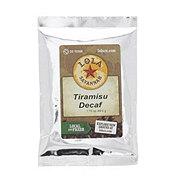Lola Savannah Tiramisu Decaf Coffee