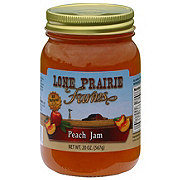 Lone Prairie Farms Peach Jam