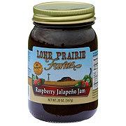 Lone Prairie Farms Raspberry Jalapeno Jam