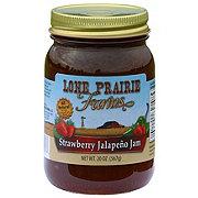Lone Prairie Farms Strawberry Jalapeno Jam