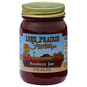 Lone Prairie Farms Strawberry Jam