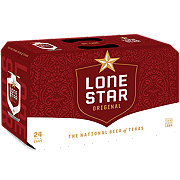 Lone Star Beer 12 oz Cans